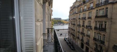 Paris 16e – Passy – Appartement de 54,6m²
