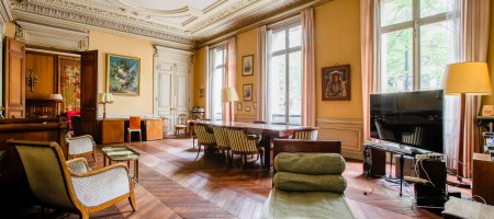 Exclusivité – Paris 17e – Avenue de Wagram – Appartement de 196m²