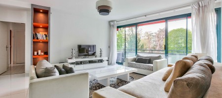 Exclusivité – Neuilly sur Seine – Saint James – Appartement de 137m² Carrez