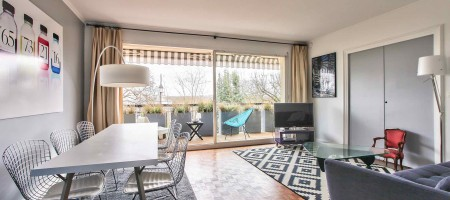 EXCLUSIVITE – Saint-Cloud /quartier des Milons – Très bel appartement de 94m² Carrez
