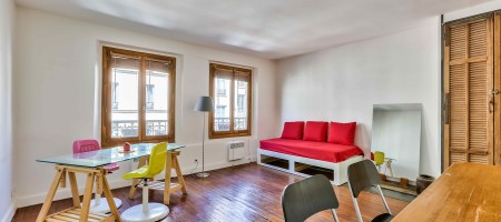 Exclusivité – Paris 10ème – Rue du Faubourg Saint Denis – Appartement 32,96m²