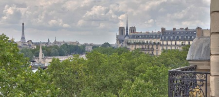 Exclusivité – Paris 4ème – Quai Henri IV – Appartement de réception de 256,5m² Carrez