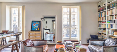 Exclusivité – Paris 5ème – Rue Monge / Place Monge – Appartement de 56,24m2 Carrez
