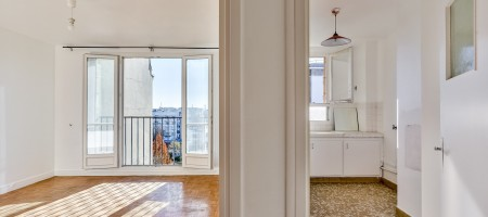 Exclusivité – Courbevoie – Boulevard Saint-Denis – Grand studio de 31,60m²