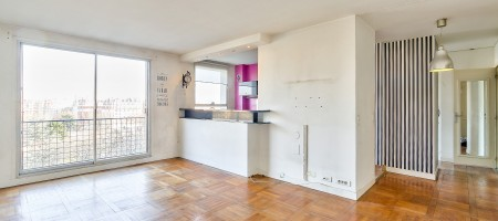 Paris 16ème – Avenue Ferdinand Buisson – Appartement de 61 m²