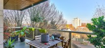 Saint-Cloud /quartier des Milons – Avenue André Chevrillon – Appartement de 65,27m² Carrez