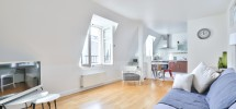 Exclusivité – Paris 17e – Rue de Courcelles – Duplex de 55,32m² Carrez (62m² habitables)